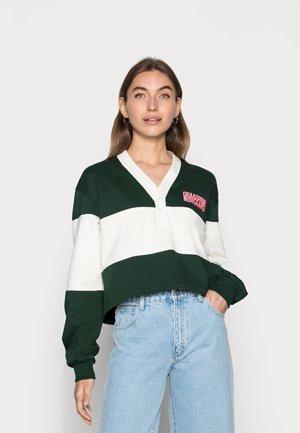 HEAVY SINGLE BIMMA MIX - Sweatshirt - scarab