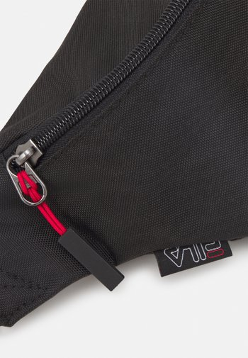 WAIST BAG SLIM ROSSO SMALL LOGO UNISEX