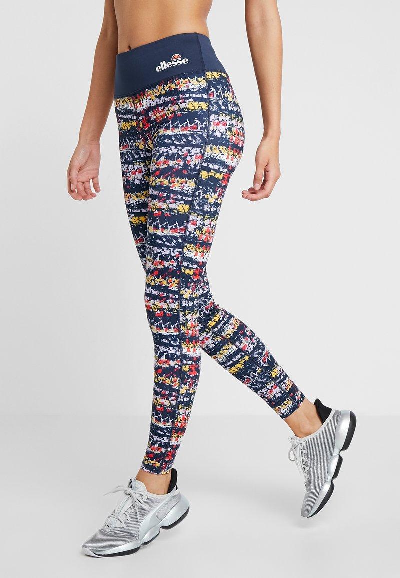 Ellesse - JYN PRINTED - Leggings - multi-coloured