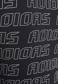 adidas Performance - Long sleeved top - black/white - 6