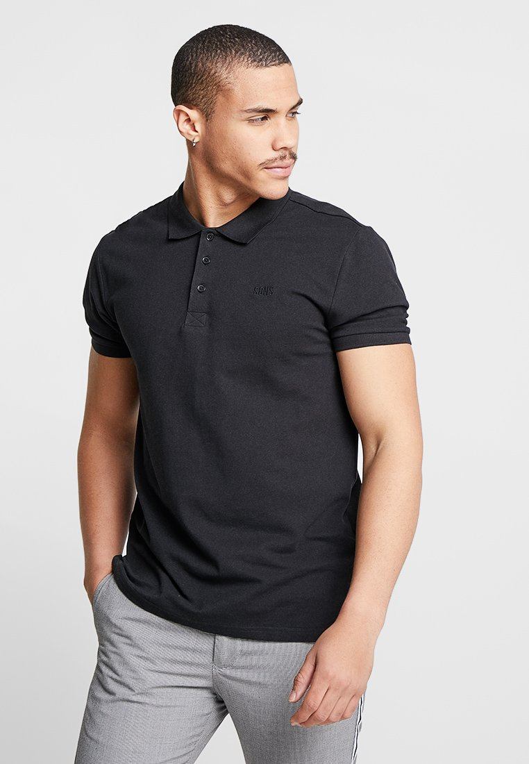 Only & Sons - SCOTT - Polo - black