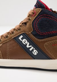 Levi's® - NEW MADISON MID - High-top trainers - cognac - 2