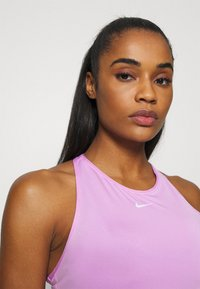 Nike Performance - TANK ALL OVER  - T-shirt sportiva - beyond pink/white - 5
