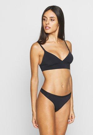 3 pack jenna bralette - Bustier - black/white/nude