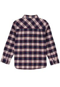 s.Oliver - Shirt - navy check - 1