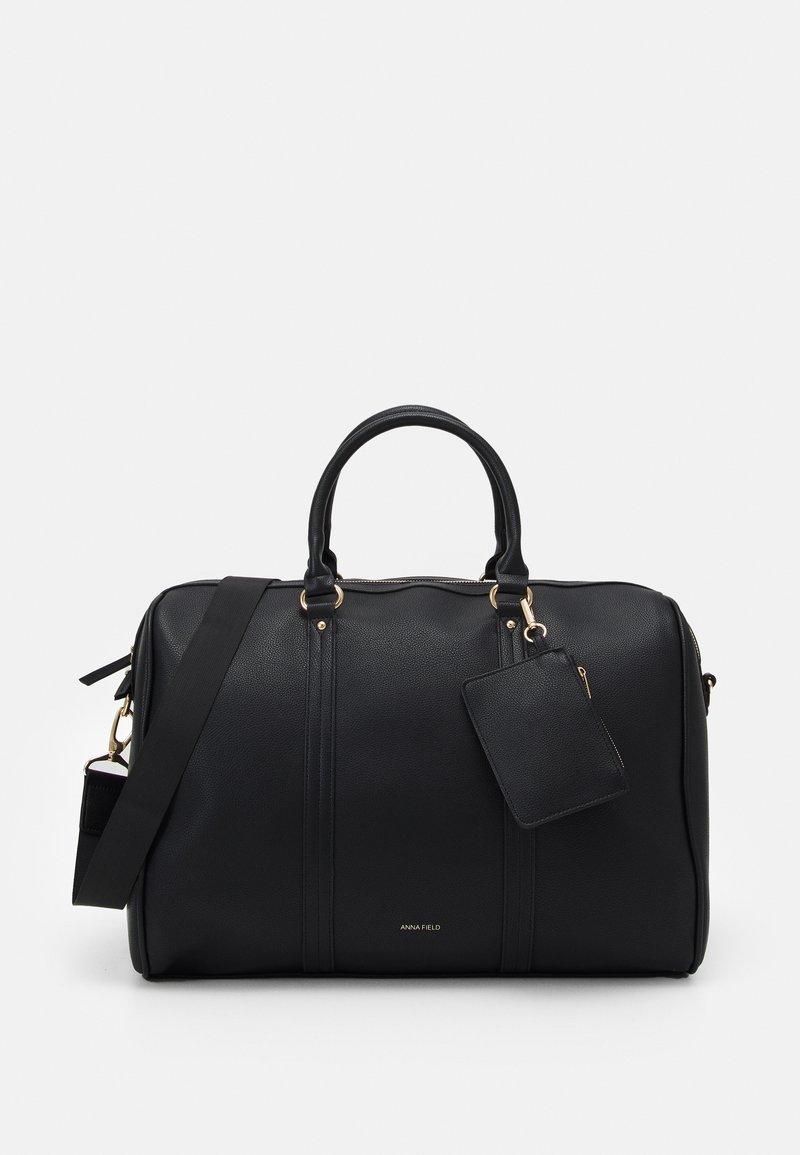 Anna Field - SET - Weekend bag - black
