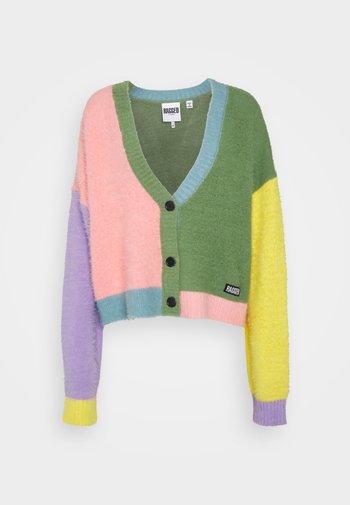 ORACLE CARDI - Cardigan - multi coloured