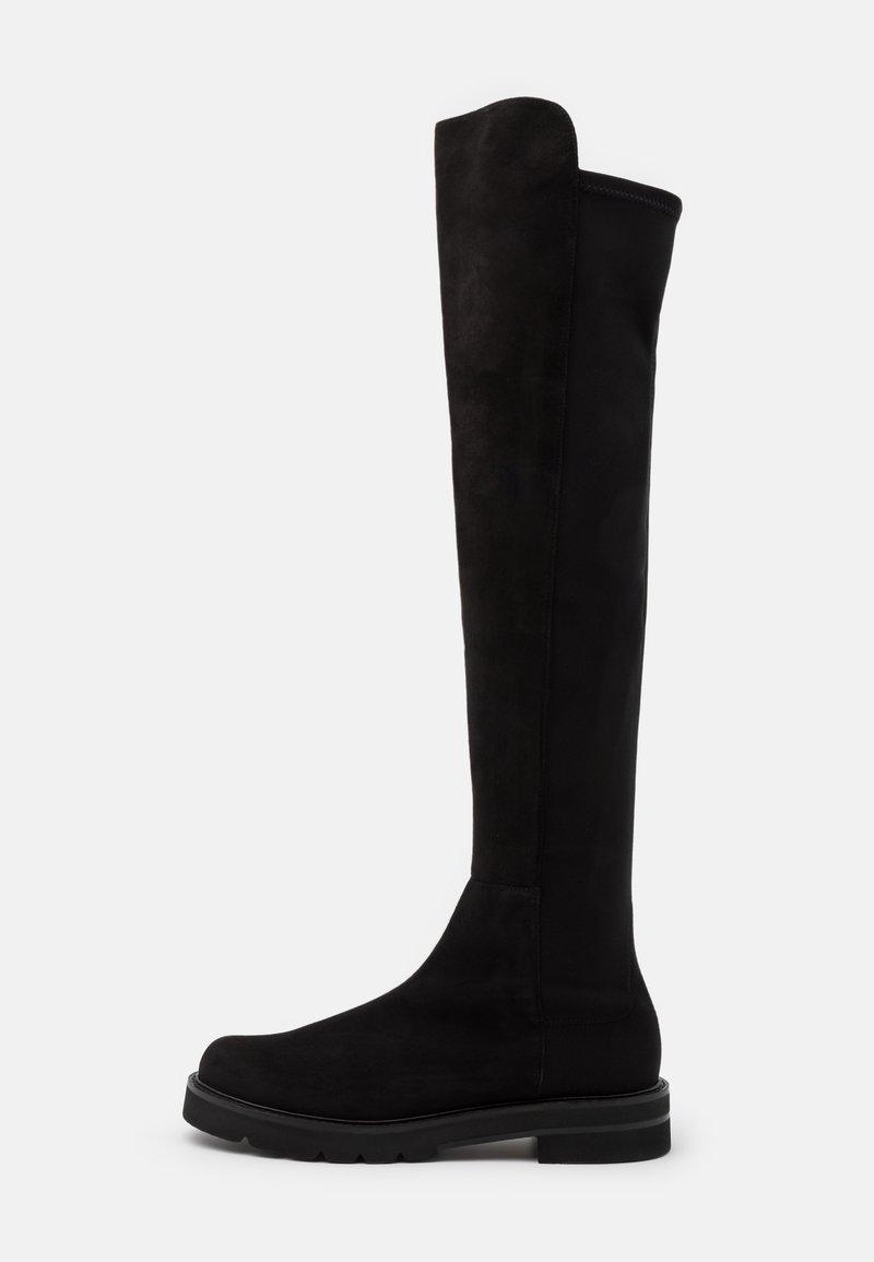 Stuart Weitzman - LIFT - Platform boots - black