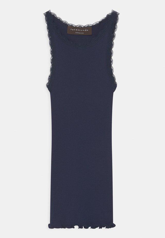 ORGANIC - Top - navy