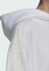 adidas Originals - Hoodie - white - 3
