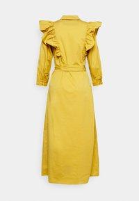 Object Tall - OBJKAMALI DRESS - Maxi dress - bamboo - 1