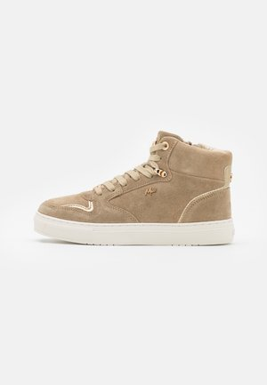 HOPE - High-top trainers - sand