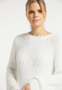usha - Sweter - weiss - 3