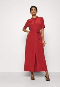 Denham - ROXANNE DRESS - Maxi dress - red ochre - 1