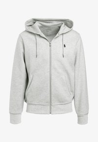 Polo Ralph Lauren - DOUBLE TECH HOOD - Felpa aperta - heather - 3