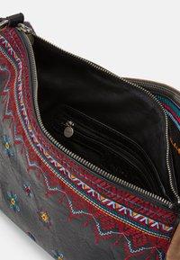 Desigual - BOLS LULULOVE HARRY MINI - Across body bag - black - 2