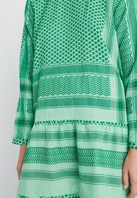 CECILIE copenhagen - DRESS - Day dress - green - 5