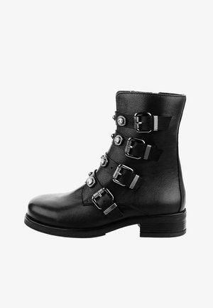 MAGNASCO - Cowboy- / bikerstøvler - black