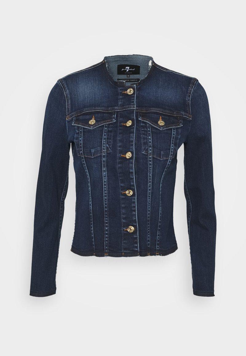 7 for all mankind - Denim jacket - dark blue