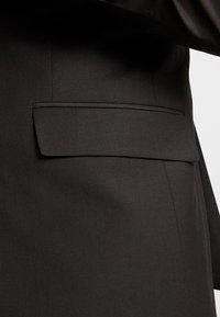 Bugatti - SUIT REGULAR FIT - Suit - dark brown - 7