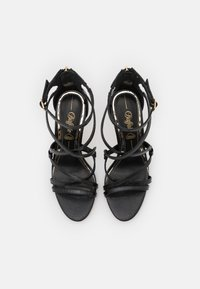 Buffalo - VEGAN MERCY - High heeled sandals - black - 4