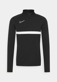 Nike Performance - Sports shirt - black/white - 5