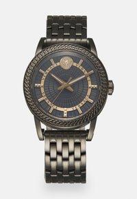 Versace Watches - CODE - Zegarek - gunmetal - 0