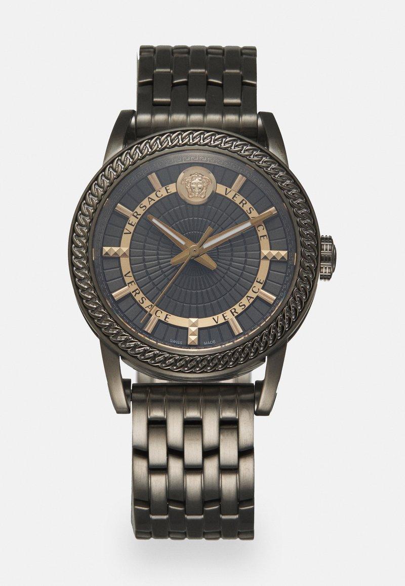 Versace Watches - CODE - Zegarek - gunmetal