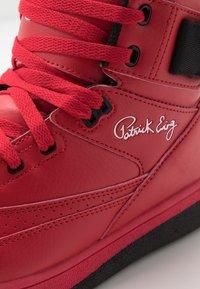 Ewing - 33 HI - Zapatillas altas - chinese red/black/white - 6