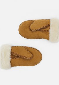 UGG - MITTEN WITH STITCH UNISEX - Wanten - chestnut - 1