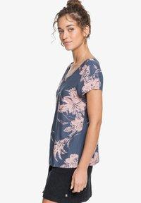 Roxy - PARADISE STORIES - MIT TRÄGERN FÜR FRAUEN - Print T-shirt - mood indigo vertigo - 2