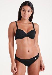 Buffalo - FRANCE - Bikini bottoms - schwarz - 1