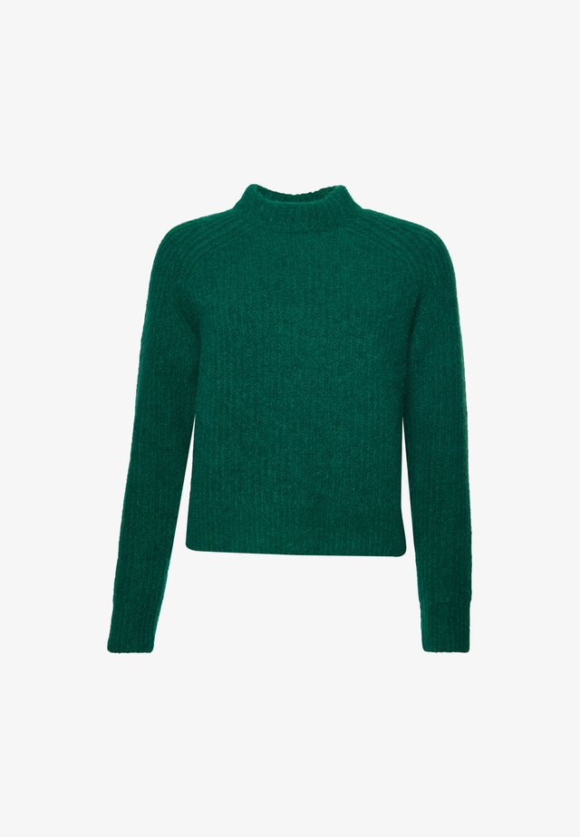 CULT STUDIOS SUPER LUX  - Sweter - rich boston green