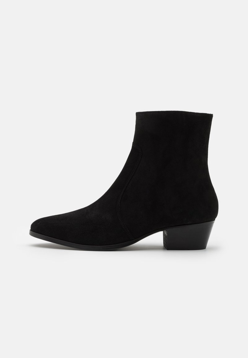 Everyday Hero - ZIMMERMAN ZIP BOOT - Classic ankle boots - black coffee