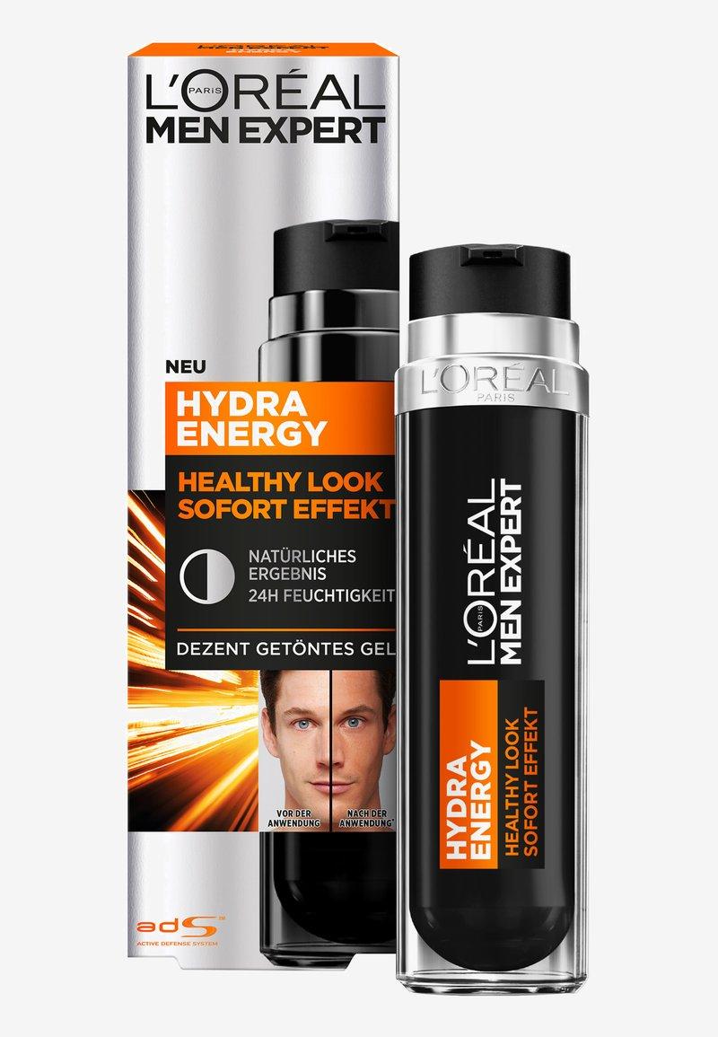 L'Oréal Men Expert - HYDRA ENERGY HEALTHY LOOK SOFORT EFFEKT - Face cream - -