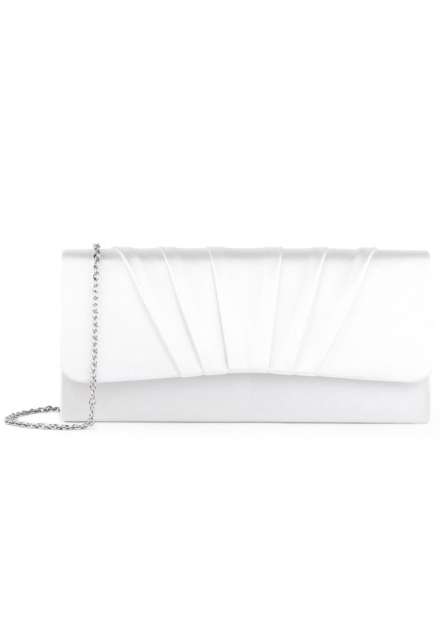 DARRAH - Clutch - white