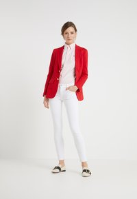 Polo Ralph Lauren - LEAH WASH - Jeansy Skinny Fit - white - 1