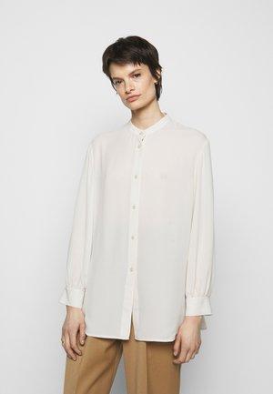 LAYLA BLOUSE - Košile - ivory
