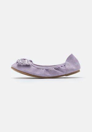 KIDS PRIMO BALLET FLAT - Ballet pumps - lilac shimmer