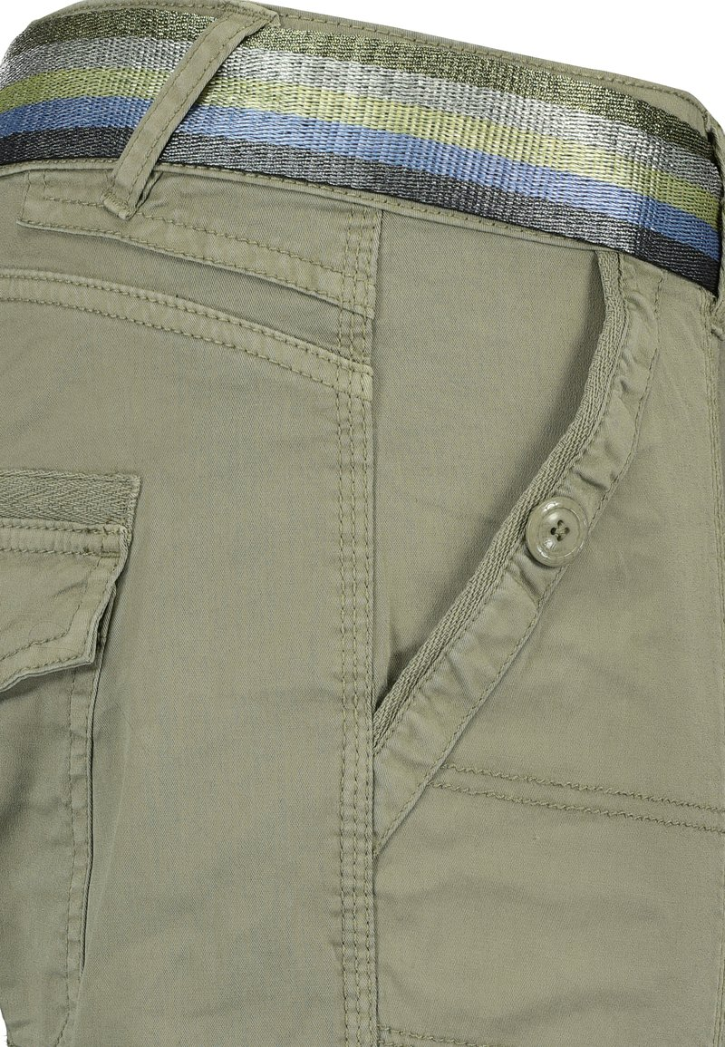 Fresh Made Stoffhose - light-green/hellgrün BJvtop
