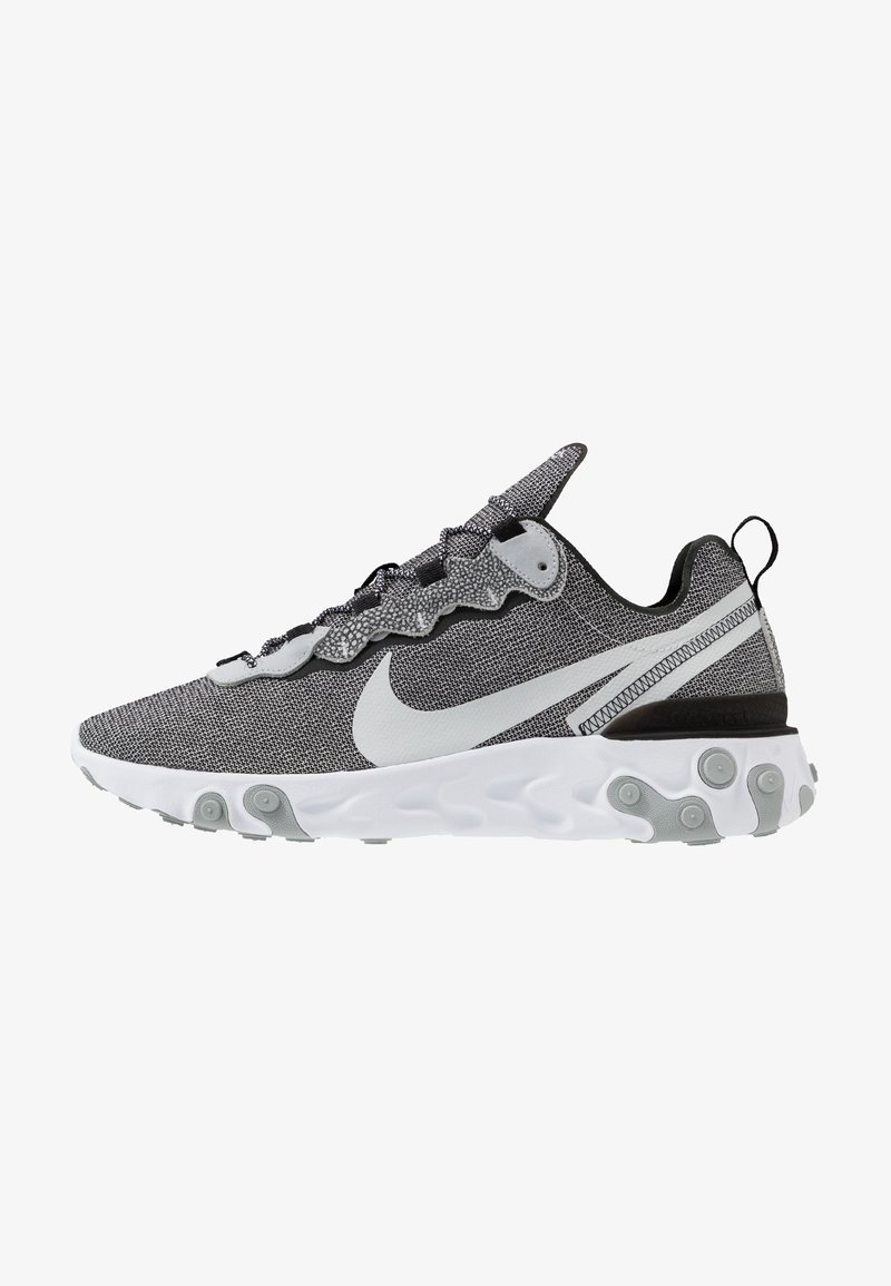 Nike Sportswear - REACT ELEMENT 55 SE - Sneakers - white/pure platinum/wolf grey/black