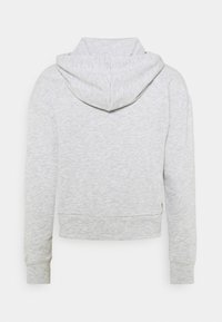 CALANDO - Hoodie - mottled light grey - 1