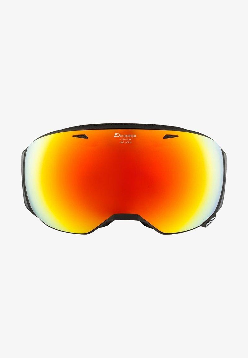 Alpina - BIG HORN - Lyžařské brýle - black matt (a7207.x.34)
