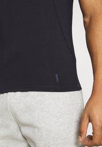 Curare Yogawear - MEN TANK - Top - midnight blue - 4