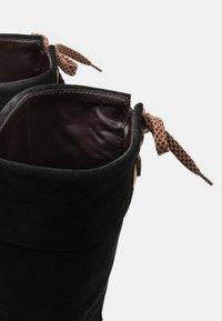 See by Chloé - Vysoká obuv - nero - 4