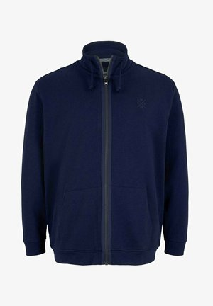 Zip-up hoodie - sailor blue