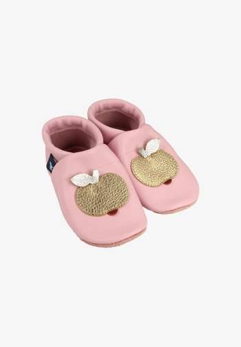 First shoes - rosa/gold