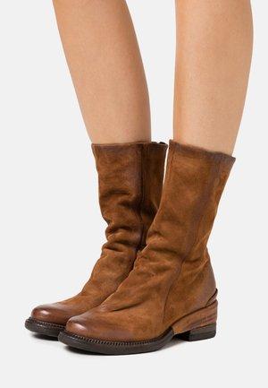 Støvler - calvados