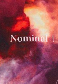 Nominal - THUNDER  - T-shirts print - red - 5