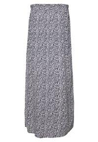 ICHI - IHMARRAKECH - Maxi sukně - total eclipse - 1